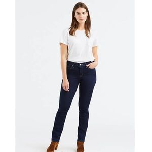 Levi's 312 Shaping Slim Dark Wash Jeans 30x32